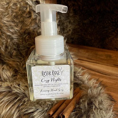 Cozy Nights Foaming Hand Soap