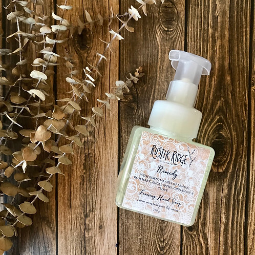 Remedy Foaming Hand Soap