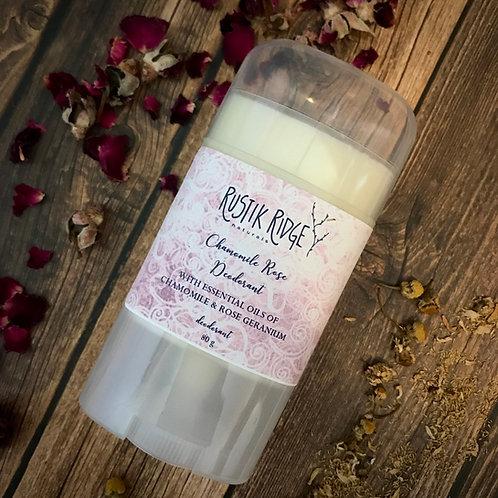 Chamomile Rose Deodorant