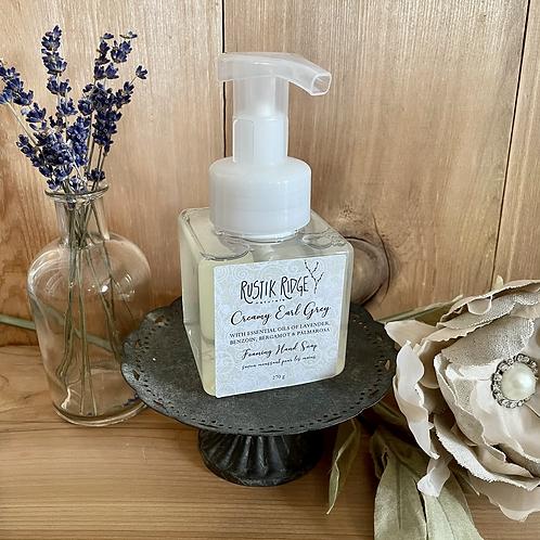 Creamy Earl Grey Foaming Hand Soap