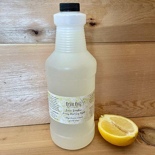 Lemon Sunshine Foaming Hand Soap Refill