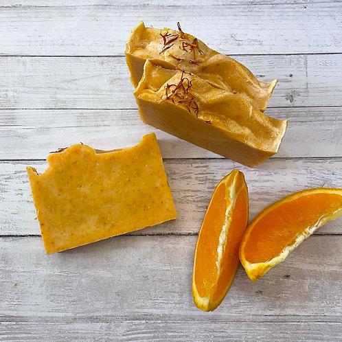 Orange Cedarwood Soap