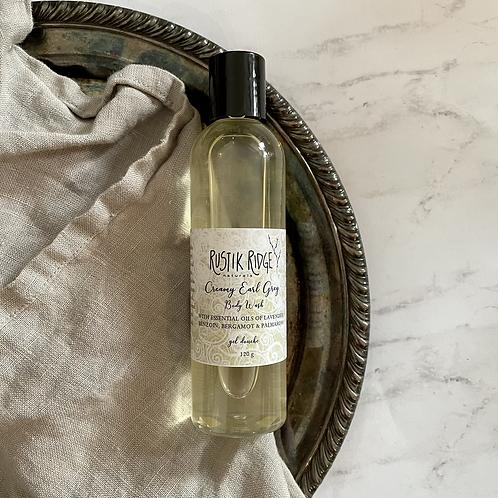 Creamy Earl Grey Body Wash