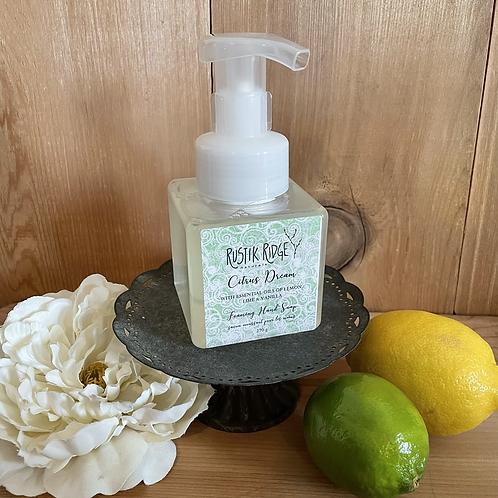 Citrus Dream Foaming Hand Soap