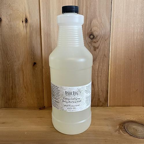 Creamy Earl Grey Foaming Hand Soap Refill