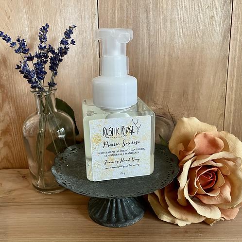 Prairie Sunrise Foaming Hand Soap