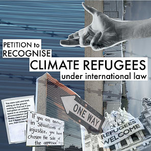 Petition: Include Climate Refugees in the Definition of Refugee in International Law