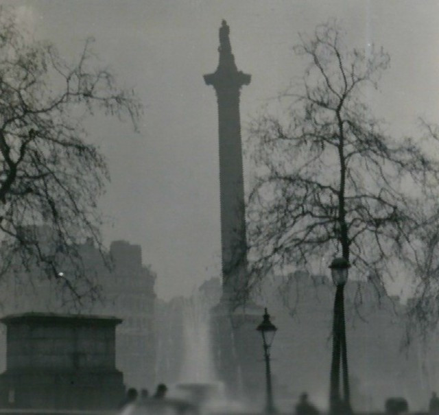 Smog in London in the 1960's created a tangible link between human activities and changes to the environment