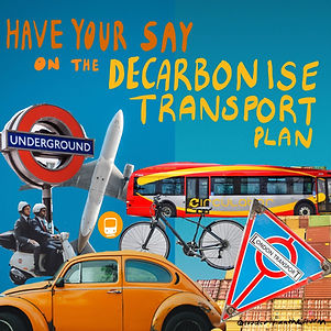 Have your say on the Decarbonise Transport Plan