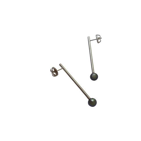 Black Betty Drop earrings