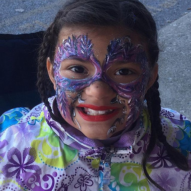 Face painting! Book now 614-504-3417