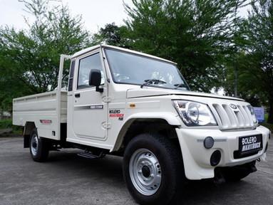 First Drive Mahindra Bolero Maxitruck 2020: Inspektur Vijay Tantang Ksatria Jepang
