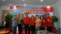 Mahindra Meresmikan Dealernya di Bandung