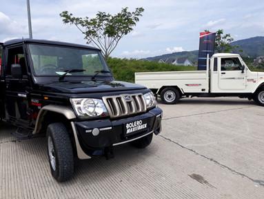Mahindra Bolero Maxitruck Siap Tantang L300 dan Isuzu Traga