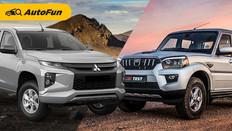 Kalah Nama, Spesifikasi Mahindra Scorpio 4x4 Bisa Ungguli Mitsubishi Triton HDX 4x4