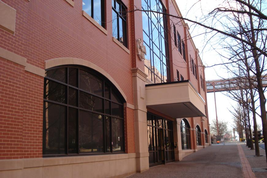 Anheuser-Busch Brewing Process Control Center