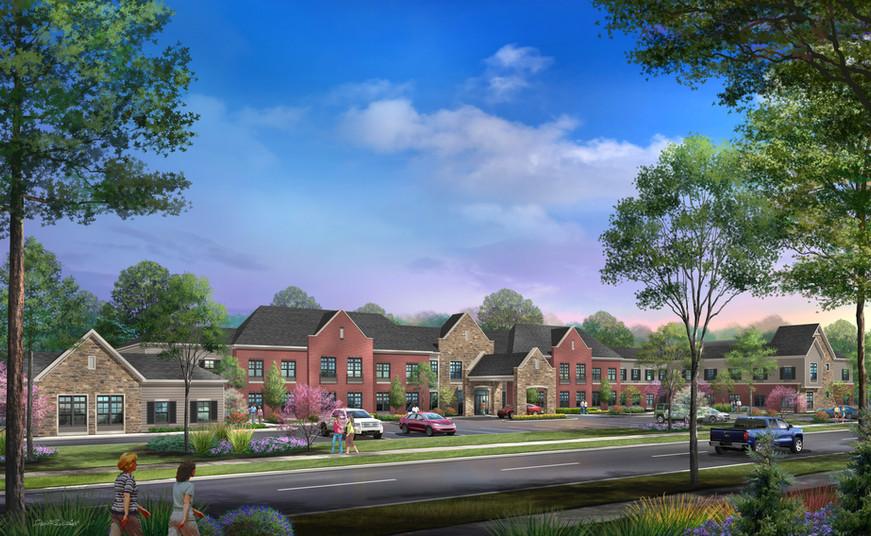 Macomb Senior Living & Memory Care Center