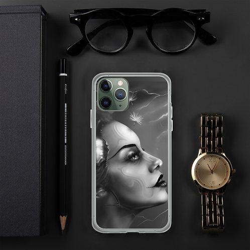 Franken-Bride iPhone Case