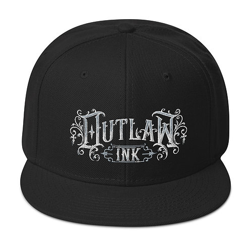 BW Outlaw Ink Snapback