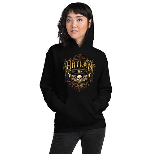 Outlaw Ink Unisex Hoodie