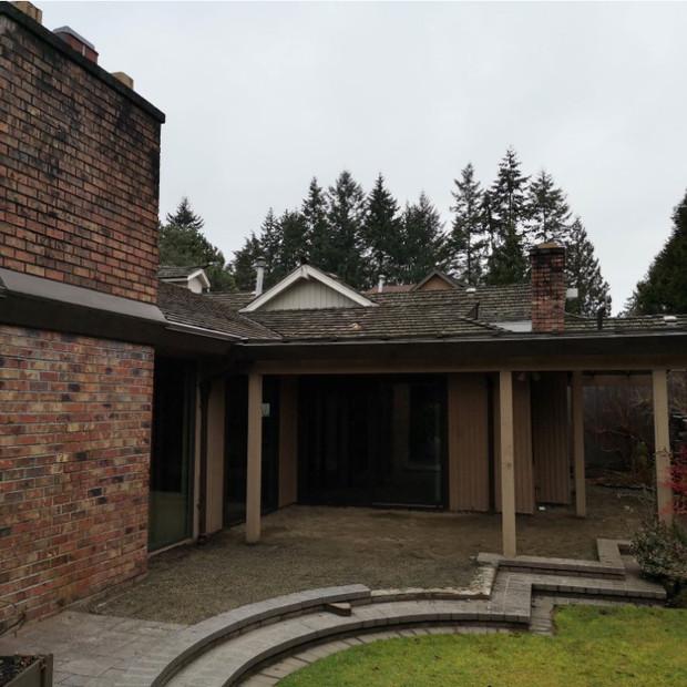 Previous Front Entrance