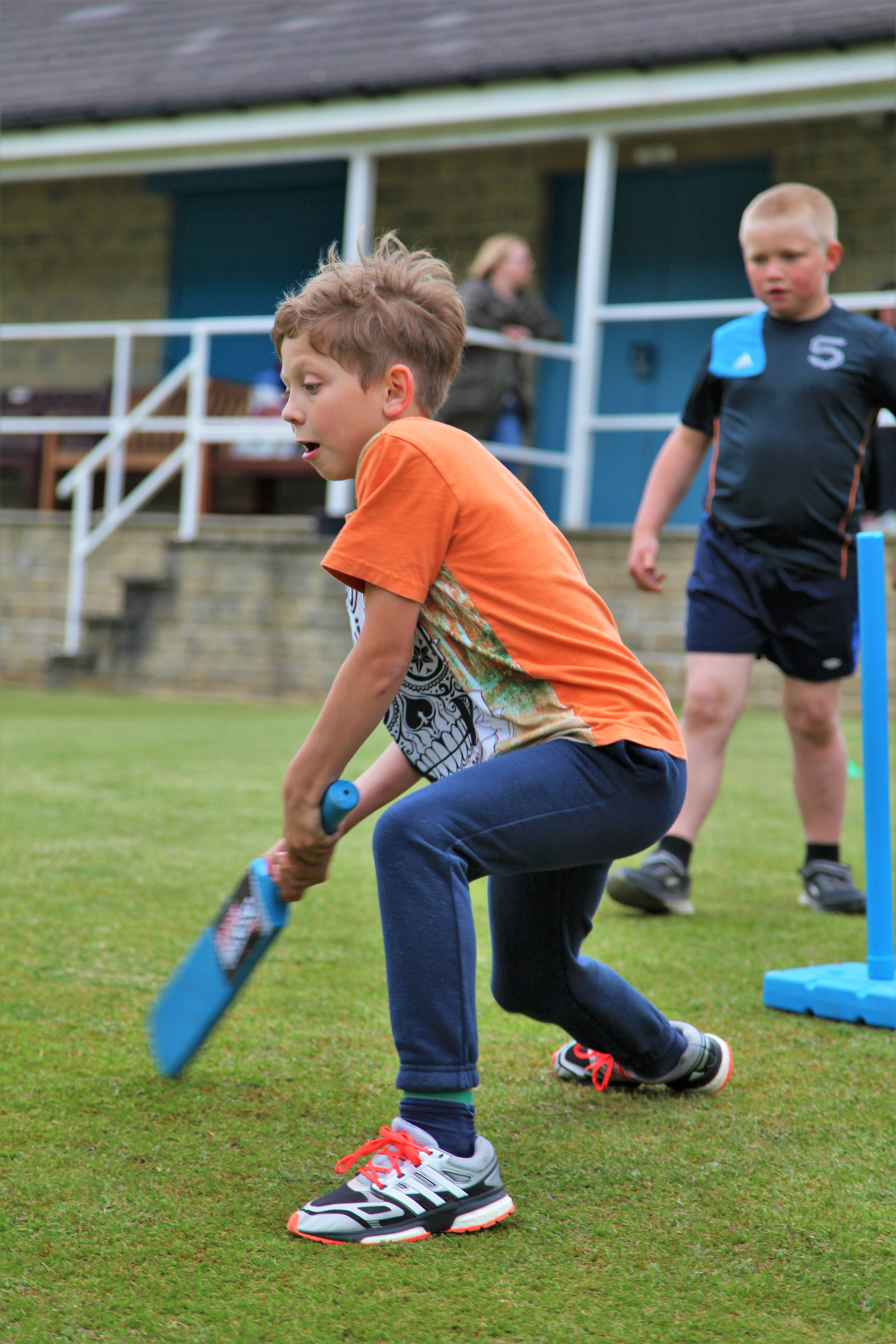 Copley CC Camp (4-day booking)