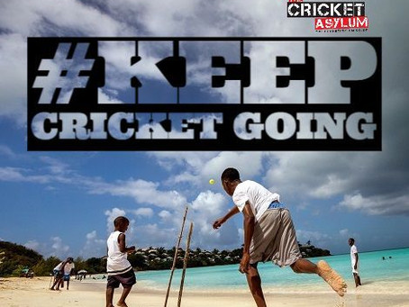 10 ways to Keep Cricket Going during Covid pandemic