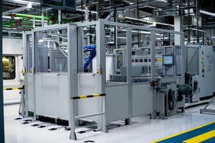 Robotereinhausung