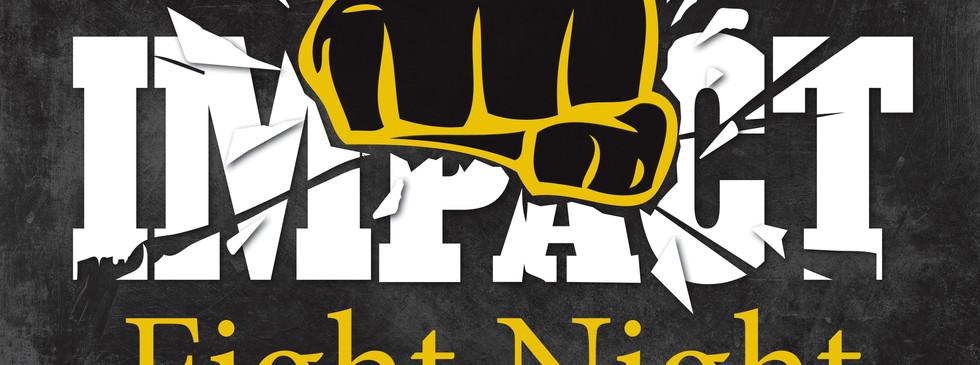 Impact Fight Night Logo