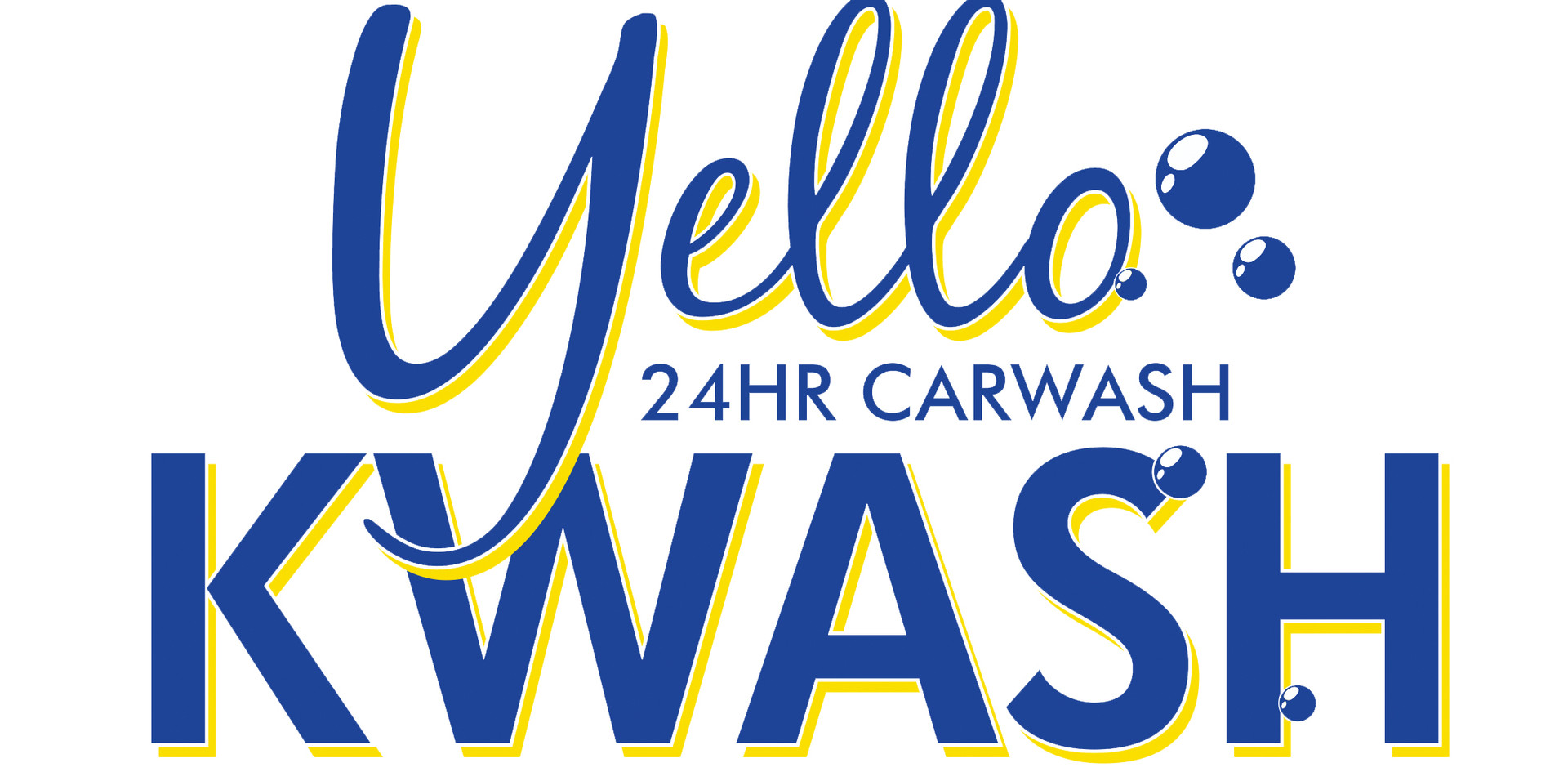 Yellow K Wash Logo