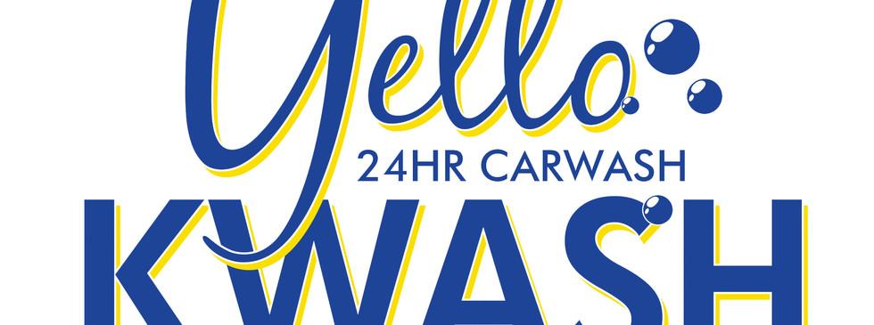Yellow K Wash Logo