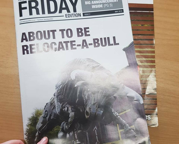 The Friday Edition