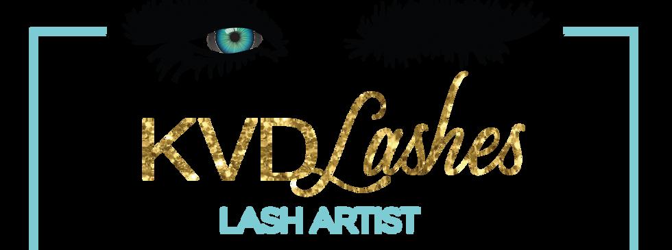 KVD Lashes Logo