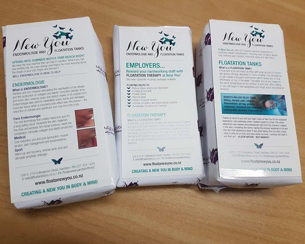 New You Fliers Printed