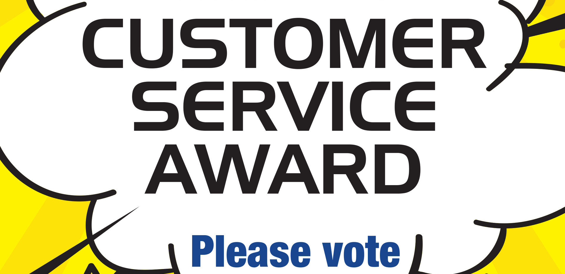 Auto Super Shoppe Customer Service Awards Poster.jpg