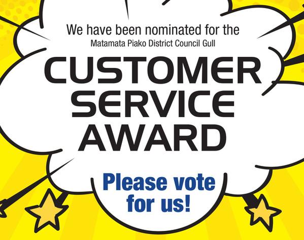 Auto Super Shoppe Customer Service Awards Poster.jpg