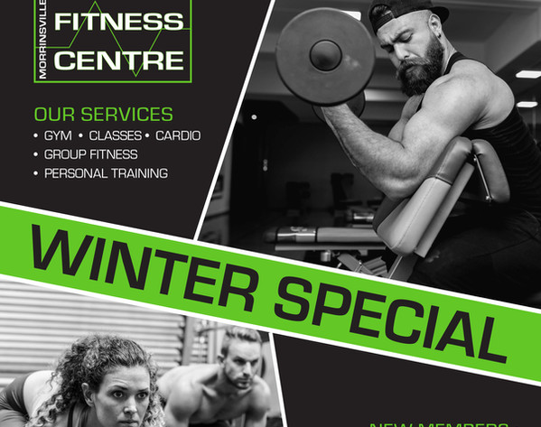 Morrinsville Fitness Centre Poster