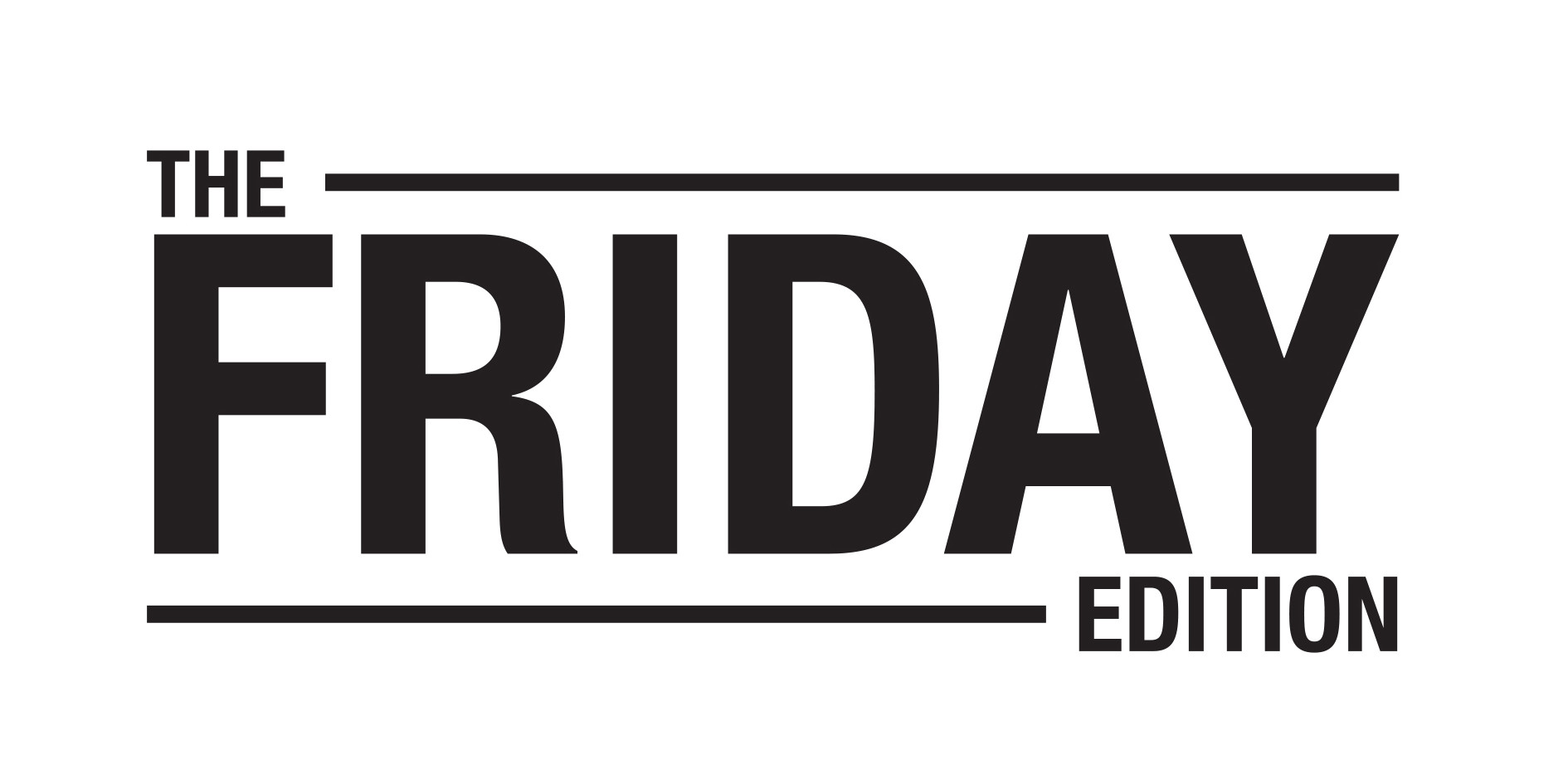 The Friday Edition Logo