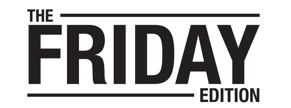 The Friday Edition Logo