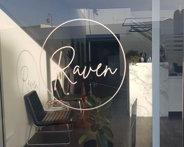 Raven New Logo