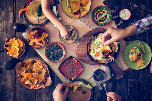 Happy Hour Food Sponsor