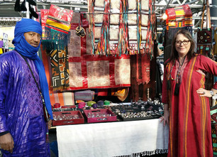 Interview with the London Tribal Fair 2019