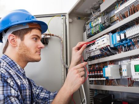 Электромонтажные работы - цены на услуги электрика