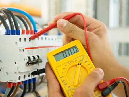 Когда понадобится электрик?