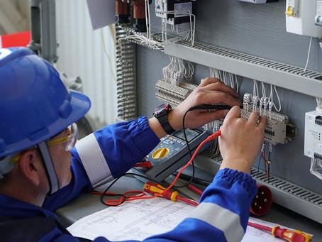 Работа электрика в Санкт-Петербурге