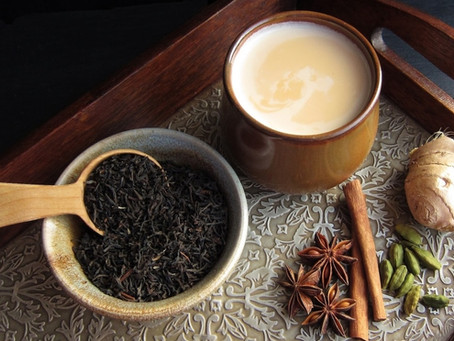 BENEFICIOS DE TÉ CHAI