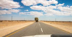 Namibia SELF DRIVE TOUR Tag 3 - Swakopmund