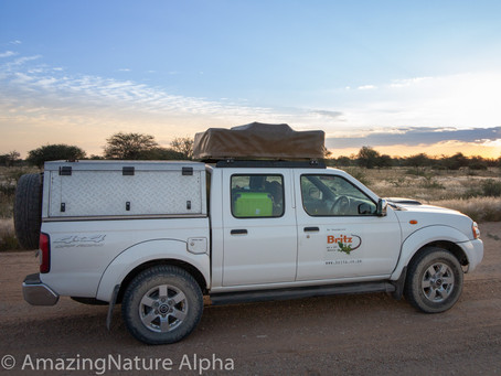Namibia SELF DRIVE TOUR Ankunft mit Hindernissen