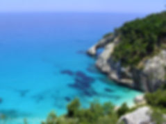 Sardinien Reise Urlaub Foto Traumbucht Landschaft