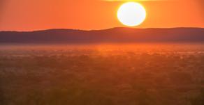 Namibia SELF DRIVE TOUR Tag 12 - Ein langer Tag